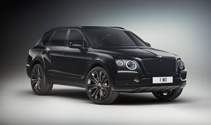 Bentley Bentayga V8 Design Stories unveiled