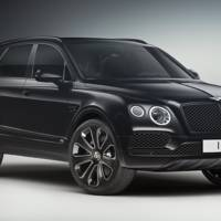 Bentley launches Bentayga V8 Design Series