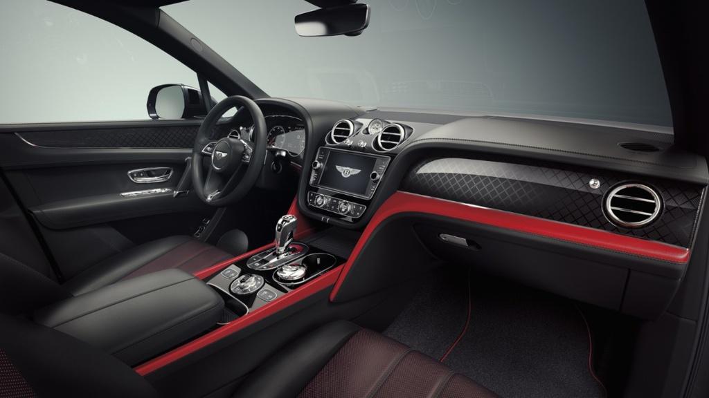 Bentley launches Bentayga V8 Design Series