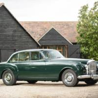 Bentley remembering the legendary S2 Continental Flying Spur