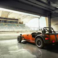 Caterham introduces new range