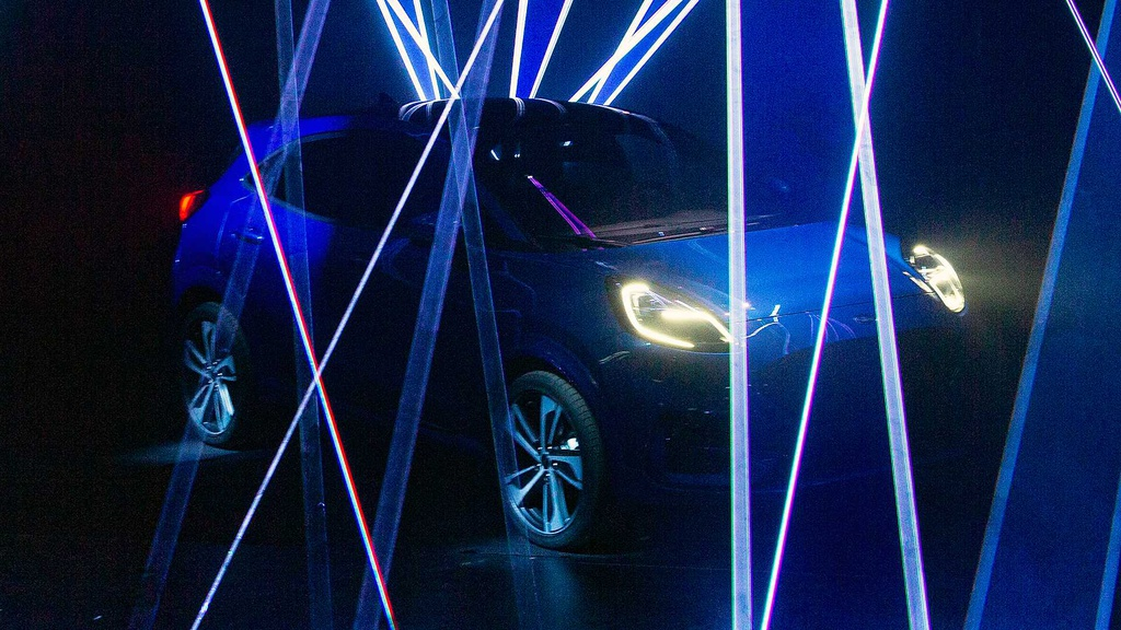 Ford teases new Puma crossover