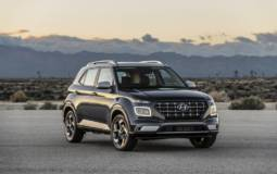 Hyundai Venue world debut
