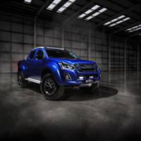 Isuzu D-Max Arctic Trucks AT35 Safir officially introduced