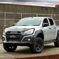 Isuzu D-Max XTR unveiled at the 2019 Commercial Vehicle Show