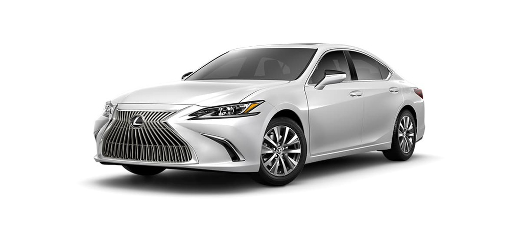 Lexus ES recalled due to knee airbag problem