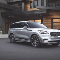 Lincoln Aviator receives 28 speakers inside