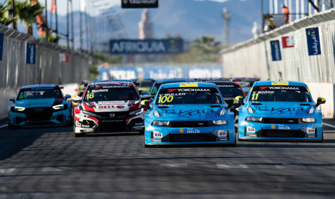 Lynk&Co, the Chinese car manufacturer, launches WTCR documentary
