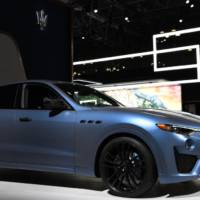 Maserati Levante GTS ONE OF ONE created for Ray Allen