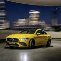 Mercedes AMG CLA35 launched