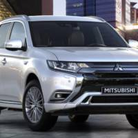 Mitsubishi Outlander PHEV reaches 200.000 units sold