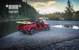 New Jeep Gladiator to make European debut at Camp Jeep