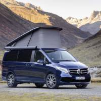 New Mercedes-Benz Marco Polo available in the UK