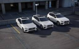 Volvo XC60 and V60 receive more power for their hybrid versions