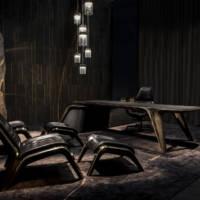 Bentley introduces anniversary furniture