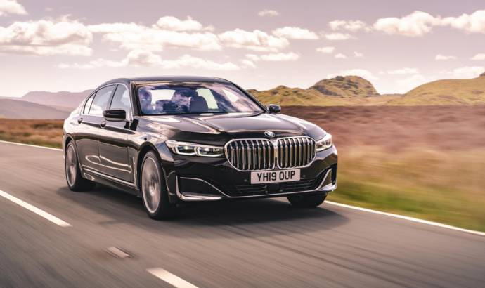 2019 BMW 7 Series UK pricing announced