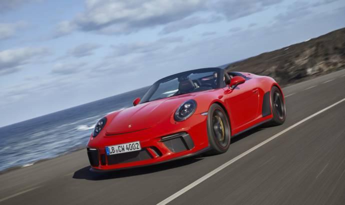 2019 Porsche 911 Speedster US pricing announced
