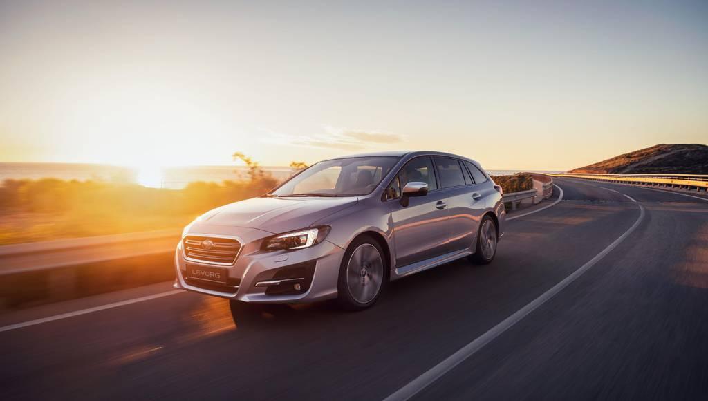 2019 Subaru Levorg updates detailed