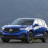 2020 Acura RDX available in US