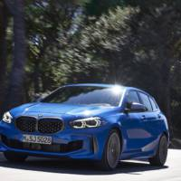 2020 BMW 1-Series official photos and details