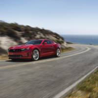 2020 Chevrolet Camaro updates detailed