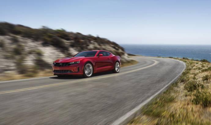 2020 Chevrolet Camaro updates detailed