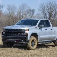 2020 Chevrolet Silverado 1500 updates