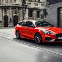 2020 Ford Focus ST Wagon: first official pictures and details