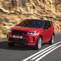 2020 Land Rover Discovery Sport announced