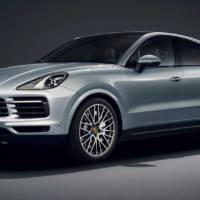 2020 Porsche Cayenne S Coupe has 440 horsepower