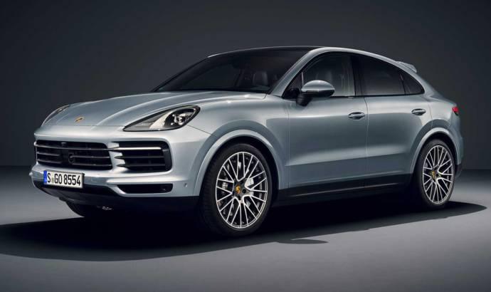 2020 Porsche Cayenne S Coupe has 440 horsepower