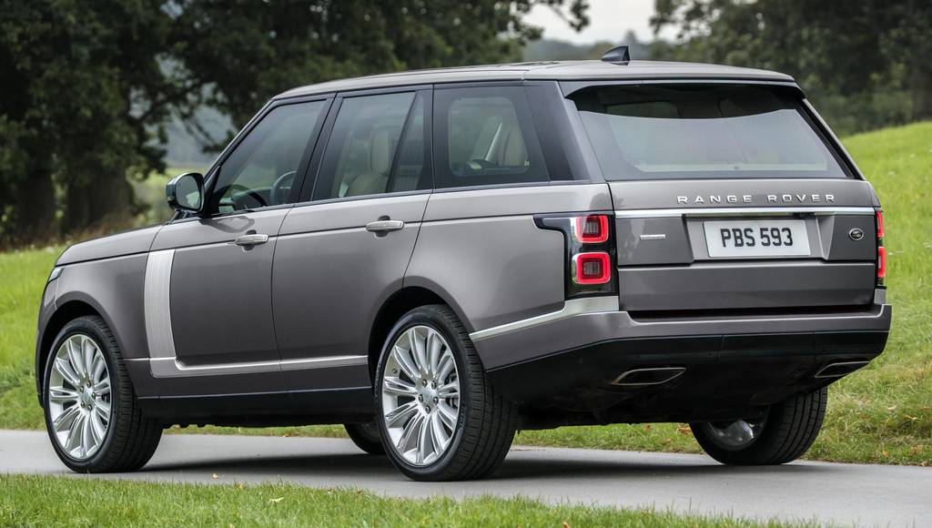 2020 Range Rover gets new engine