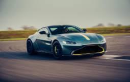 Aston Martin Vantage AMR officially introduced