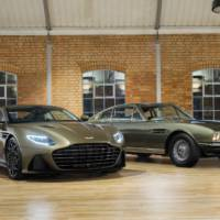 Aston Martin launches On Her Majesty's Secret Service DBS Superleggera