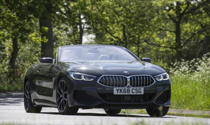BMW 8 Series Convertible UK pricing announced