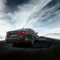 BMW launched the M5 Edition 35 Jahre