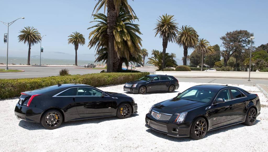 Cadillac V-Series celebrates 15 years