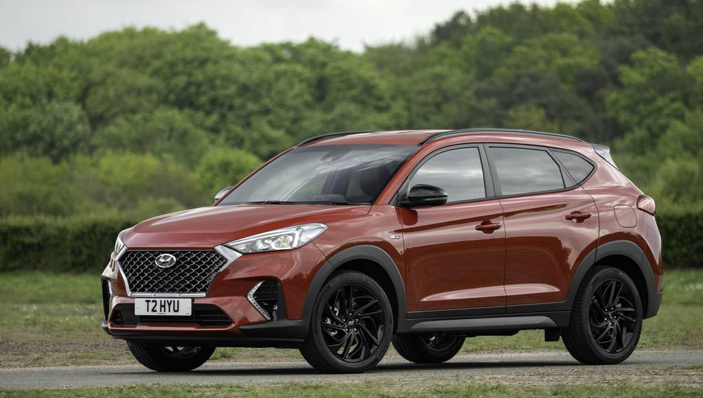 Hyundai Tucson N Line available in UK