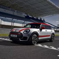 MINI John Cooper Works Clubman and MINI John Cooper Works Countryman UK pricing