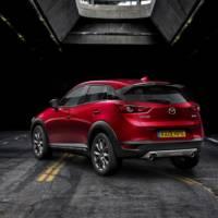 Mazda CX-3 GT Sport NAV+ added to UK range