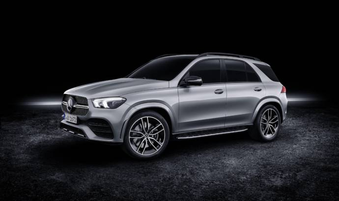 Mercedes-Benz GLE 580 4MATIC introduced
