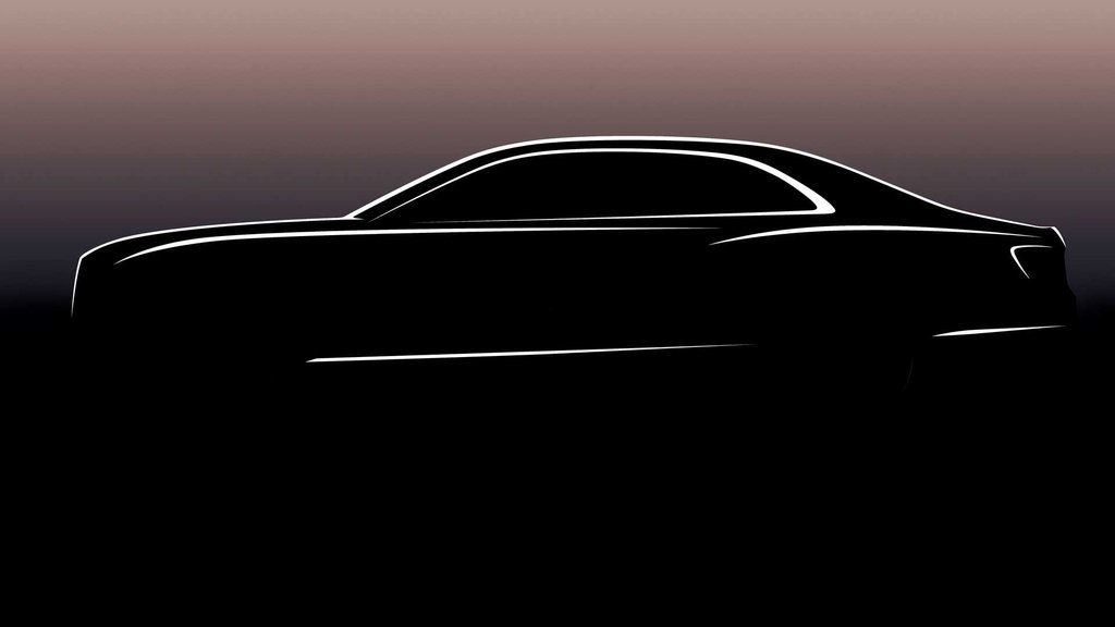 New Bentley Flying Spur teaser in a video