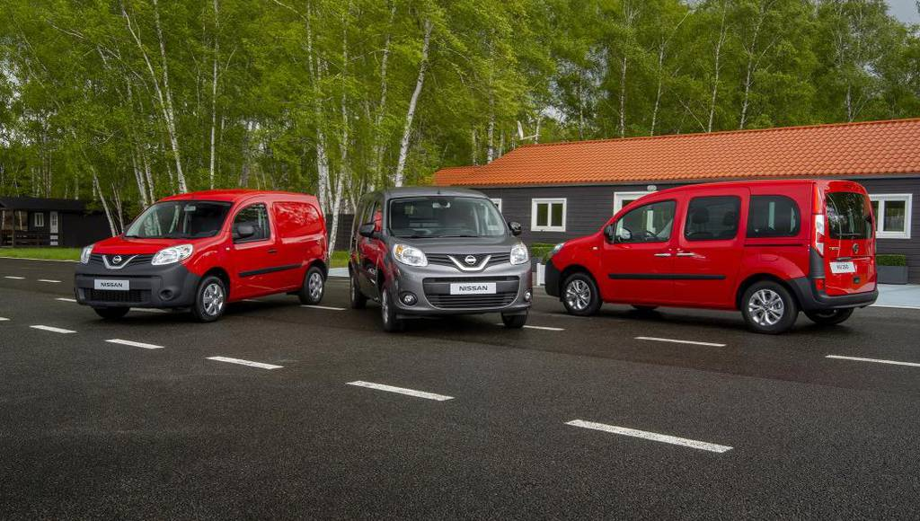 Nissan NV250 launched in UK