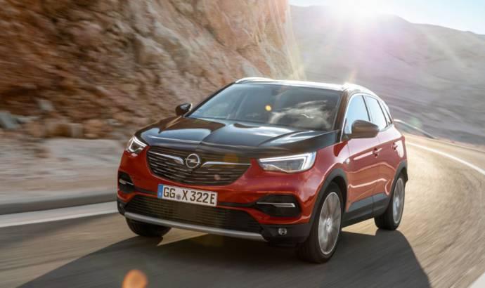 Opel Grandland X gets a plug-in hybrid version