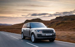 Range Rover is now available with a 3.0 liter inline-six cylinder petrol unit