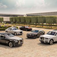 Rolls Royce celebrates 115 years since birth