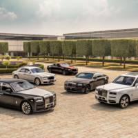 Rolls Royce celebrates 115 years since birth
