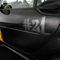 The last of their kind: Smart launched a special edition for their last combustion engine vehicles