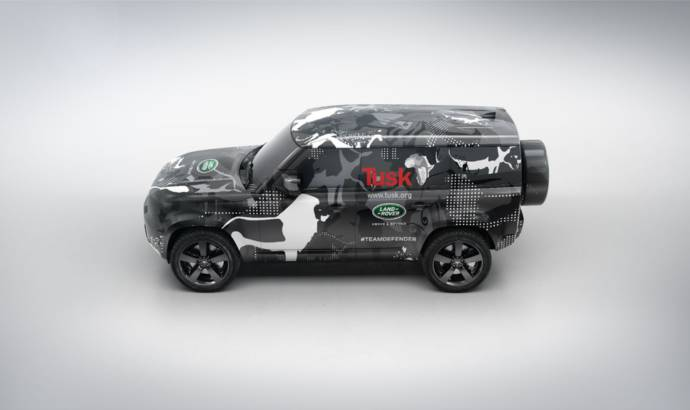 The upcoming Land Rover Defender prototypes reached 1.2 million kilometre test