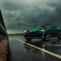 Toyota 86 Hakone Edition launched